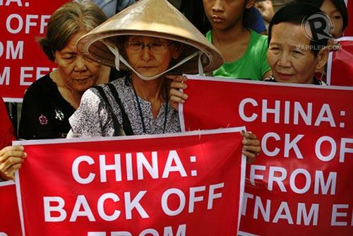 Dân Philippines sát cánh cùng Việt Nam phản đối TQ - 2