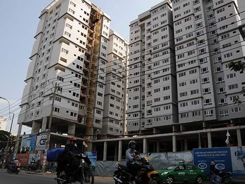 Sàn bất động sản hết thời - 1