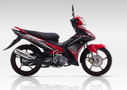 Yamaha Exciter 2014 thêm màu đen và tem mới - 2