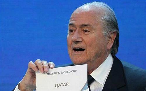 World Cup còn 28 ngày: Sai lầm lớn của FIFA - 1