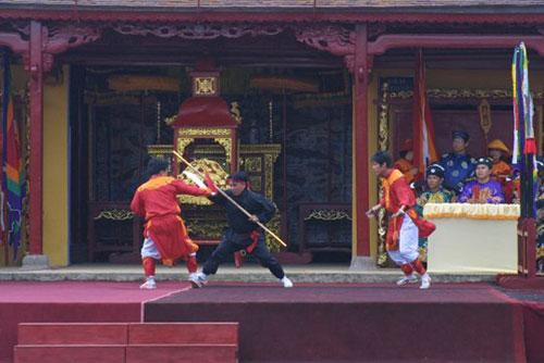 Linh khí trời Nam và sự tôn vinh võ Việt của cha ông - 2