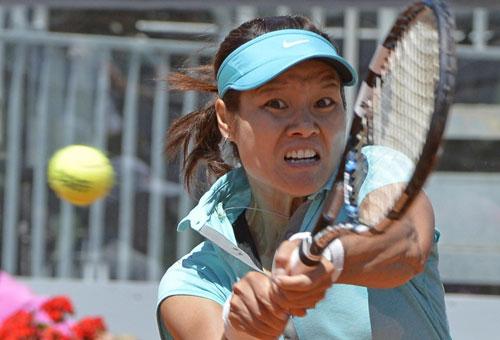 Tứ kết Rome Masters: Li Na rời cuộc chơi - 1