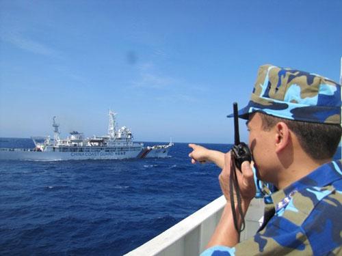 Trung Quốc tăng tàu bảo vệ giàn khoan 981 lên 126 chiếc - 2