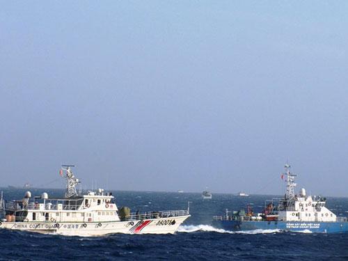 Trung Quốc tăng tàu bảo vệ giàn khoan 981 lên 126 chiếc - 3