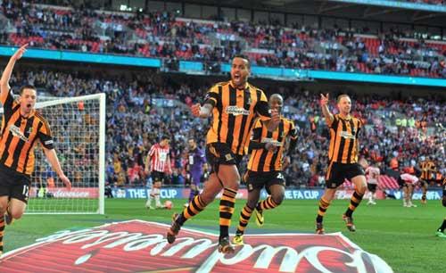 Arsenal - Hull City: Lịch sử gọi tên - 2