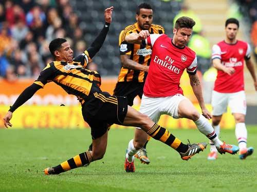 Arsenal - Hull City: Lịch sử gọi tên - 3
