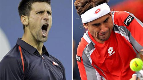 Djokovic - Ferrer: Cân tài cân sức (TK Rome Masters) - 1