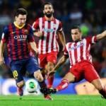 Bóng đá - Liga trước vòng cuối: Định mệnh ở Nou Camp