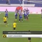 Bóng đá - Lewandowski sút phạt trong top 5 V34 Bundesliga