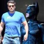 Phim - Ben Affleck tăng cường cơ bắp cho vai Batman