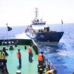 Tin tức trong ngày - Trên tàu Cảnh sát biển làm nhiệm vụ ở Hoàng Sa