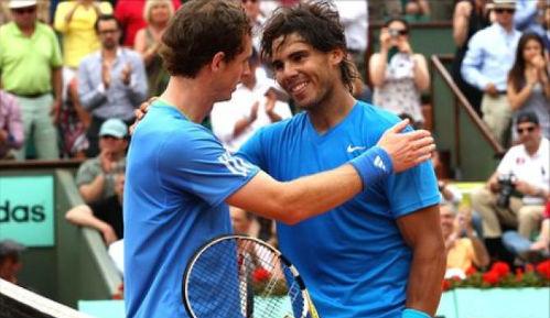 Nadal - Murray: Trận chiến cân não (TK Rome Masters) - 1