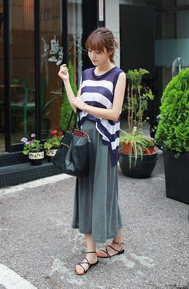 Chiếc váy che nắng hiệu quả cho đôi chân phái đẹp - 5