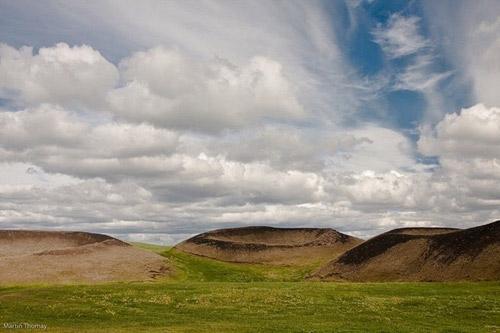 Những chiếc hố rỗng lạ lùng trong hồ cổ Iceland - 7