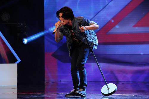 The X-Factor trở lại đầy kịch tính - 3
