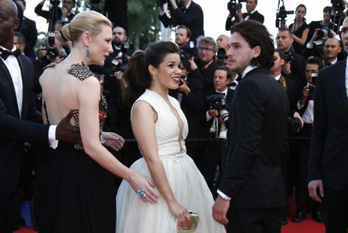 """""""Điêu đứng"""" với kẻ phá quấy thảm đỏ Cannes - 8"""