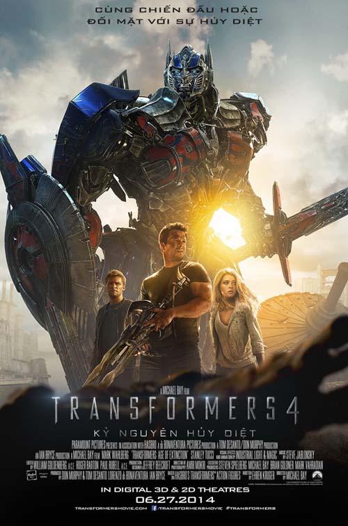 5 tiết lộ từ trailer mới nhất của Transformers 4 - 6