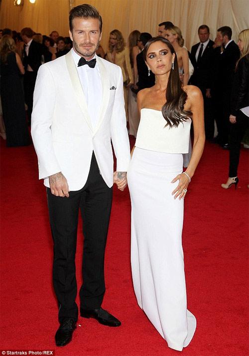 """Beckham """"cưa"""" đổ vợ nhờ... quần chip hấp dẫn - 2"""