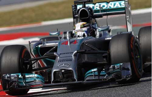 Spanish GP: Chấm điểm các tay đua (Phần 1) - 1