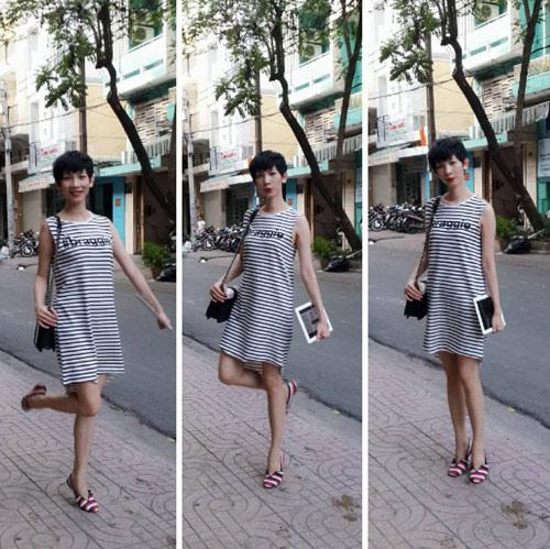 """Sao Việt """"xoa dịu"""" nắng nóng bằng váy áo mát mẻ - 6"""