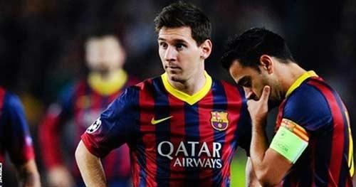 Còn tình yêu bóng đá không, Messi? - 2