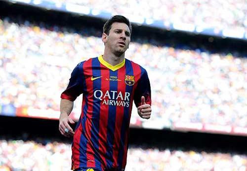 Còn tình yêu bóng đá không, Messi? - 1