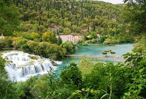 Đến Croatia đắm mình giữa dòng thác mát lạnh - 7