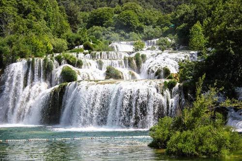 Đến Croatia đắm mình giữa dòng thác mát lạnh - 2