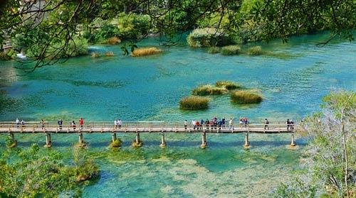 Đến Croatia đắm mình giữa dòng thác mát lạnh - 8