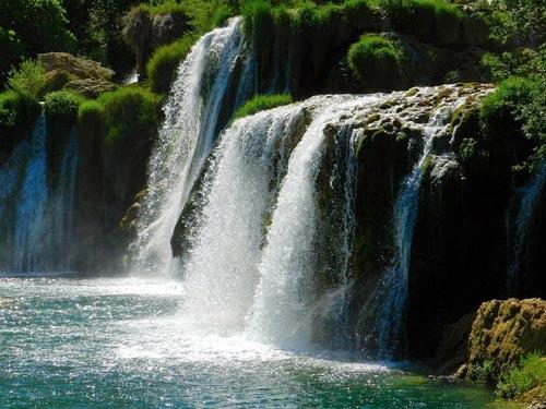 Đến Croatia đắm mình giữa dòng thác mát lạnh - 3