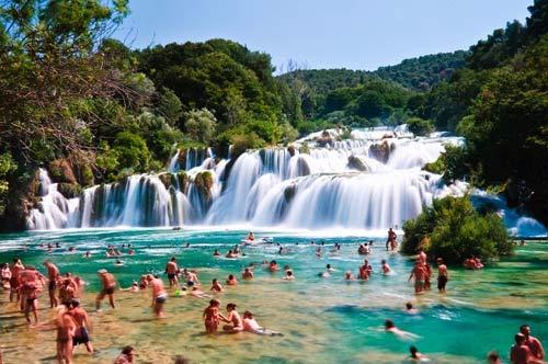 Đến Croatia đắm mình giữa dòng thác mát lạnh - 9