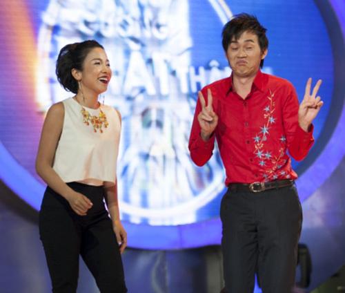"""Minh Thuận: """"Vua"""" giả gái Gương mặt thân quen - 3"""