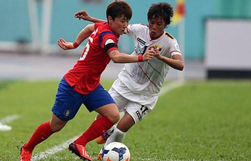 """Asian Cup nữ: """"Soi"""" đối thủ ĐTVN ở trận play-off - 1"""