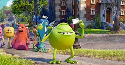 Trailer phim: Monsters University - 1