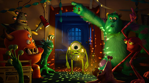 Trailer phim: Monsters University - 2