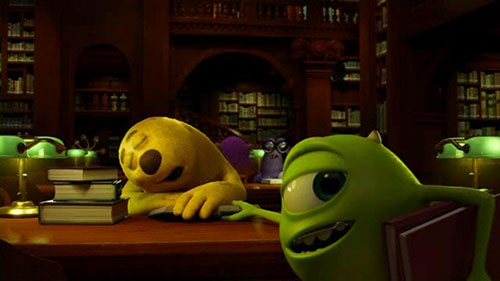 Trailer phim: Monsters University - 3