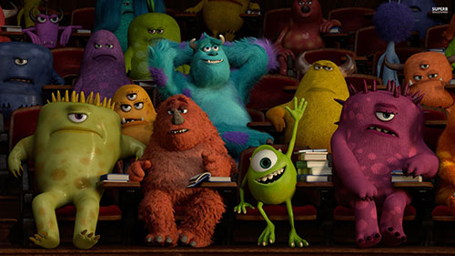 Trailer phim: Monsters University - 4