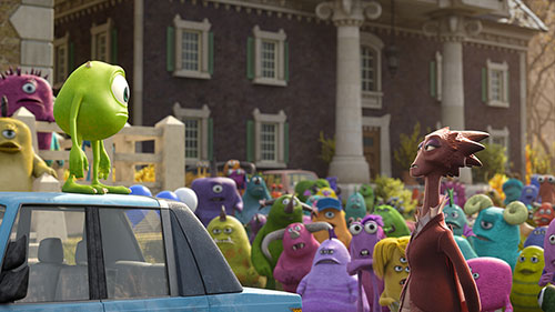 Trailer phim: Monsters University - 5