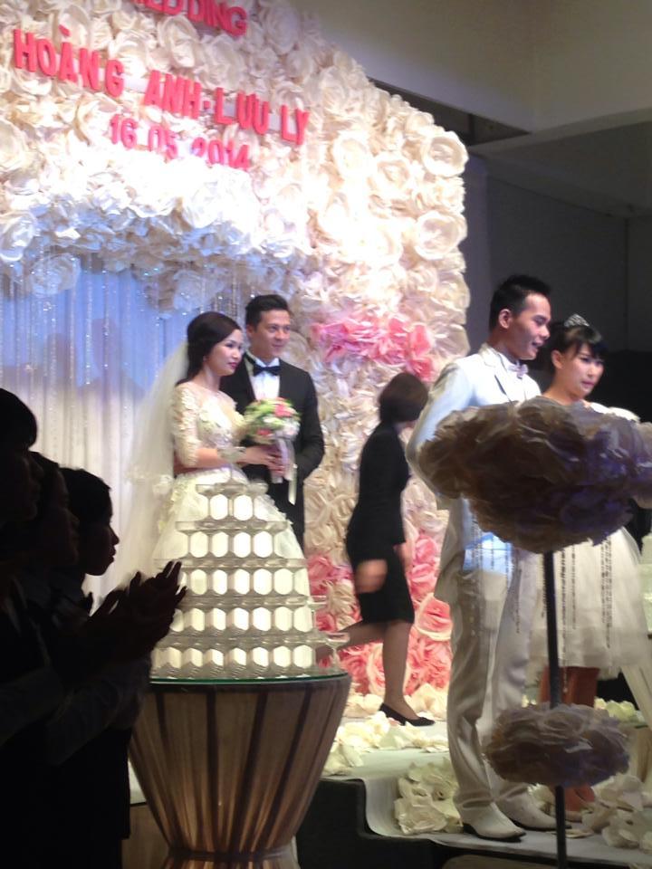 Đám cưới bí mật của diễn viên Phía cuối cầu vồng - 6