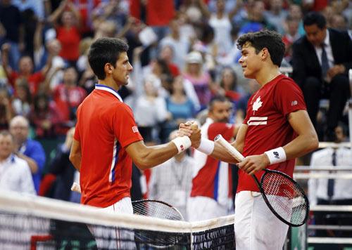 Djokovic - Raonic: Trận chiến căng sức (BK Rome Masters) - 1