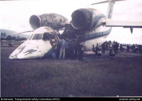 Máy bay rơi ở Lào: Nhìn lại những tai nạn của máy bay An-74 - 1