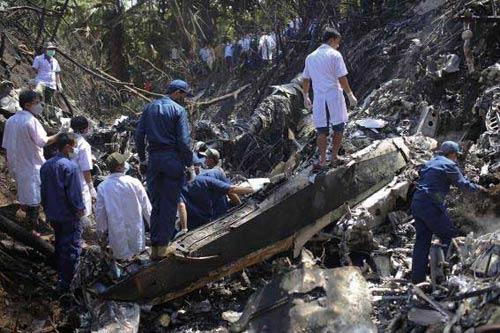 Máy bay rơi ở Lào: Nhìn lại những tai nạn của máy bay An-74 - 2