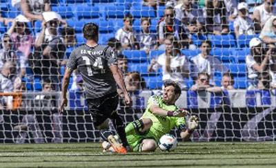 TRỰC TIẾP Real - Espanyol: 6 phút 3 bàn (KT) - 7