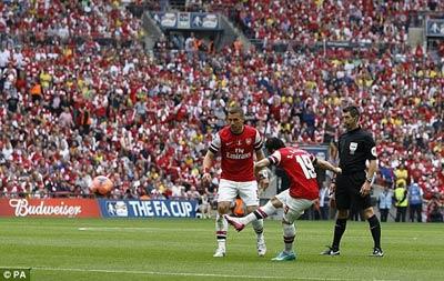 TRỰC TIẾP Arsenal - Hull City: Chấm dứt cơn khát (KT) - 6