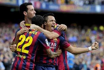 TRỰC TIẾP Barca - Atletico: Atletico vô địch (KT) - 5