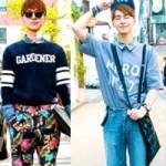 Thời trang - Gặp chàng trai màu mè đến từ xứ Kim Chi