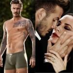 """Thời trang - Beckham """"cưa"""" đổ vợ nhờ... quần chip hấp dẫn"""