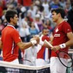 Thể thao - Djokovic - Raonic: Trận chiến căng sức (BK Rome Masters)