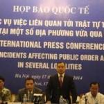 Tin tức trong ngày - Biểu tình ở Hà Nội, TP. HCM phản đối TQ có trái luật?
