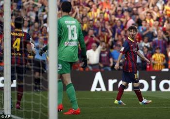TRỰC TIẾP Barca - Atletico: Atletico vô địch (KT) - 7